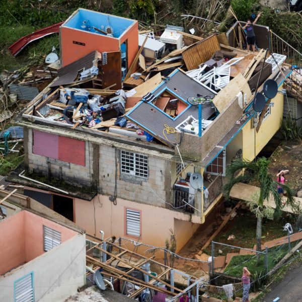 Hurricane Maria Disaster Relief