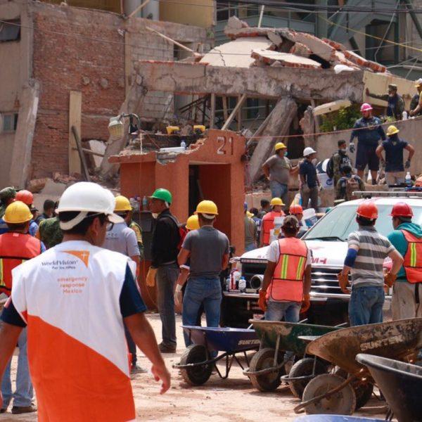 Mexico Earthquake Relief